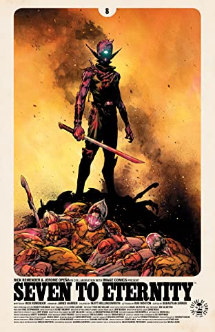 Seven To Eternity No.8