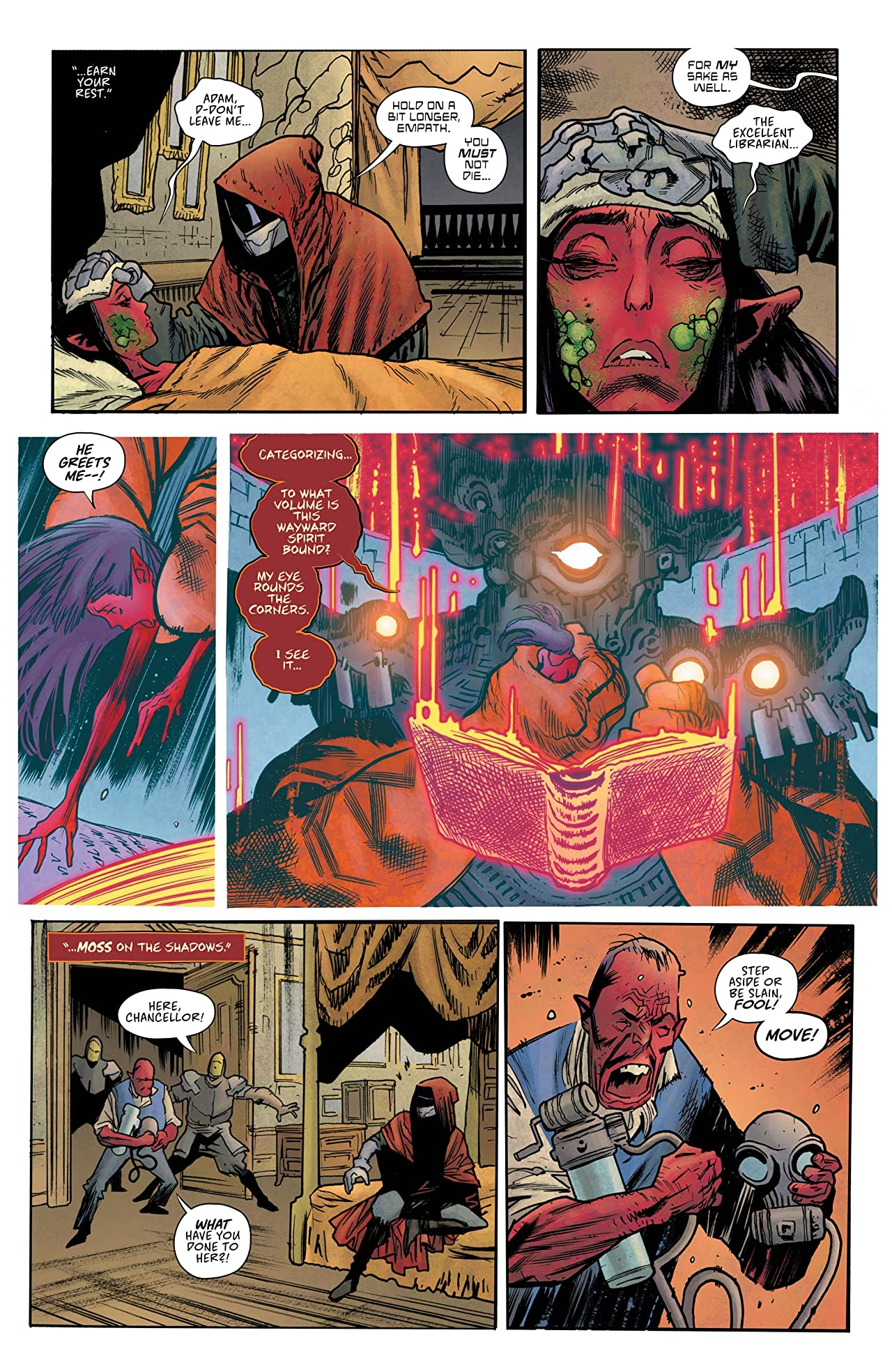 Seven To Eternity #8