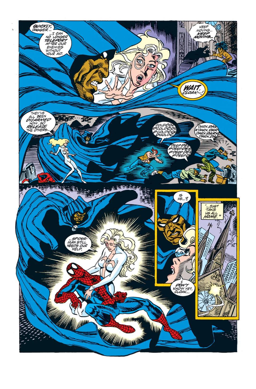 Web of Spider-Man (1985-1995) #101
