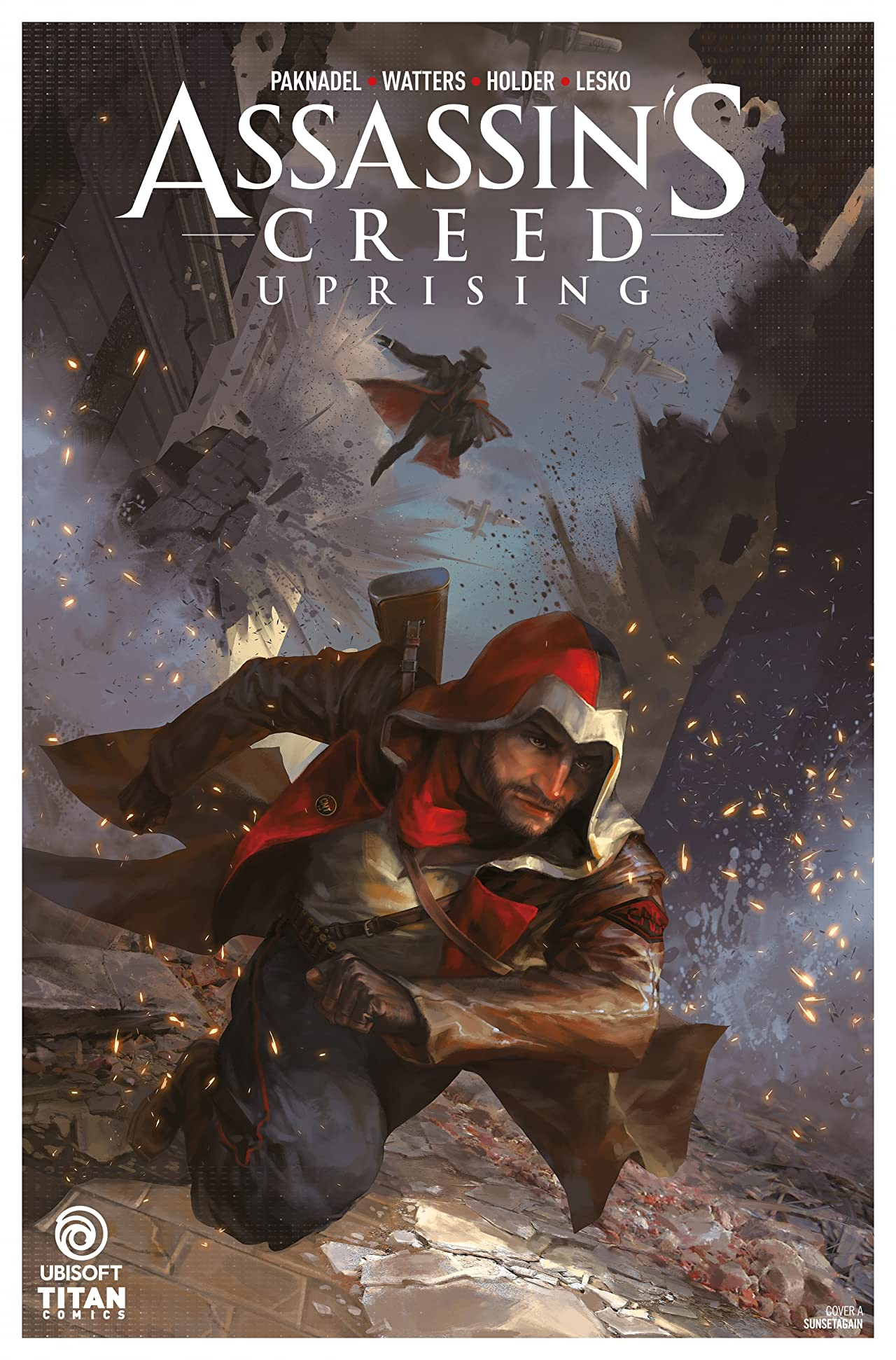 Assassin's Creed: Uprising #7