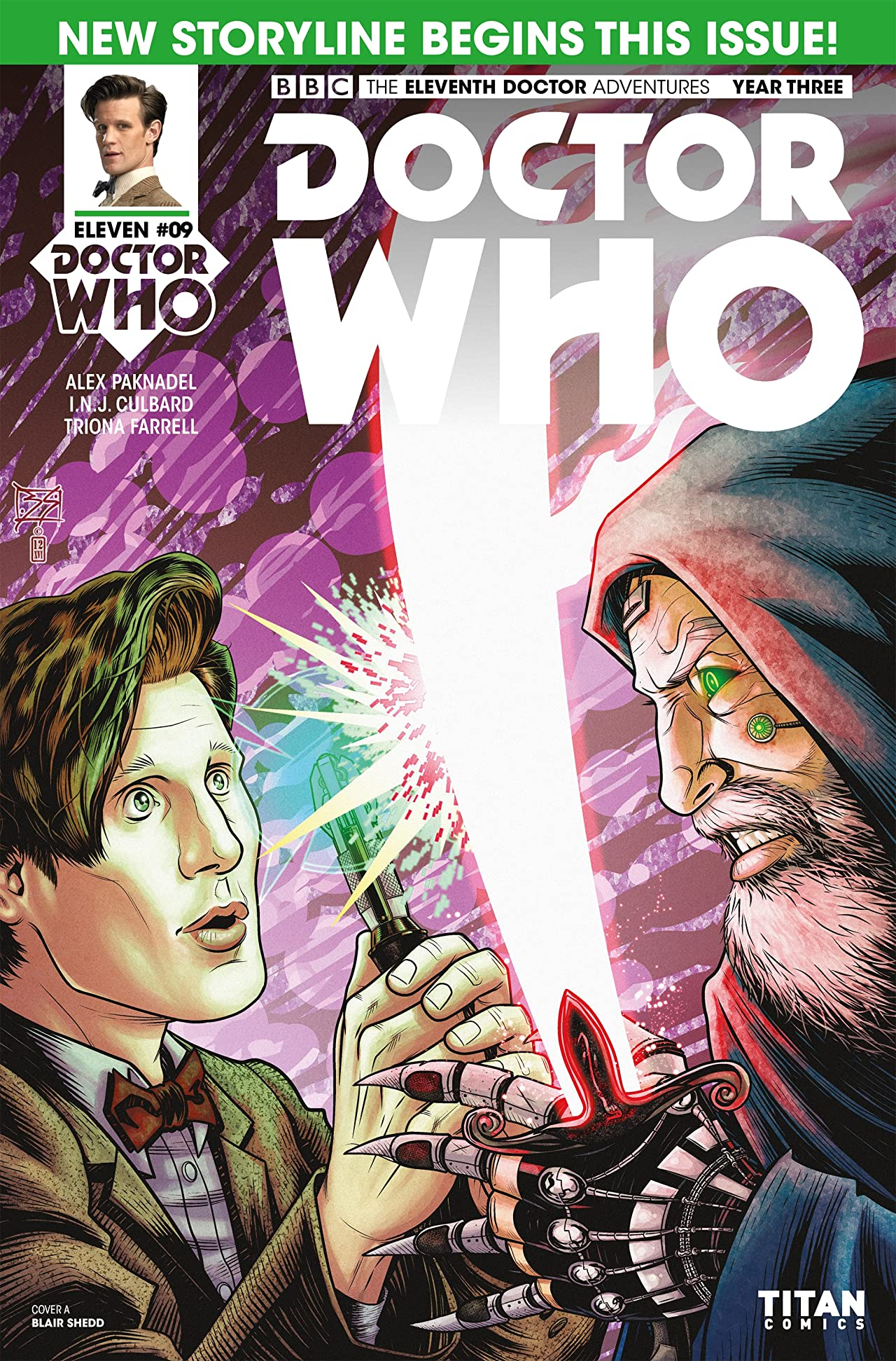 Doctor Who: The Eleventh Doctor #3.9