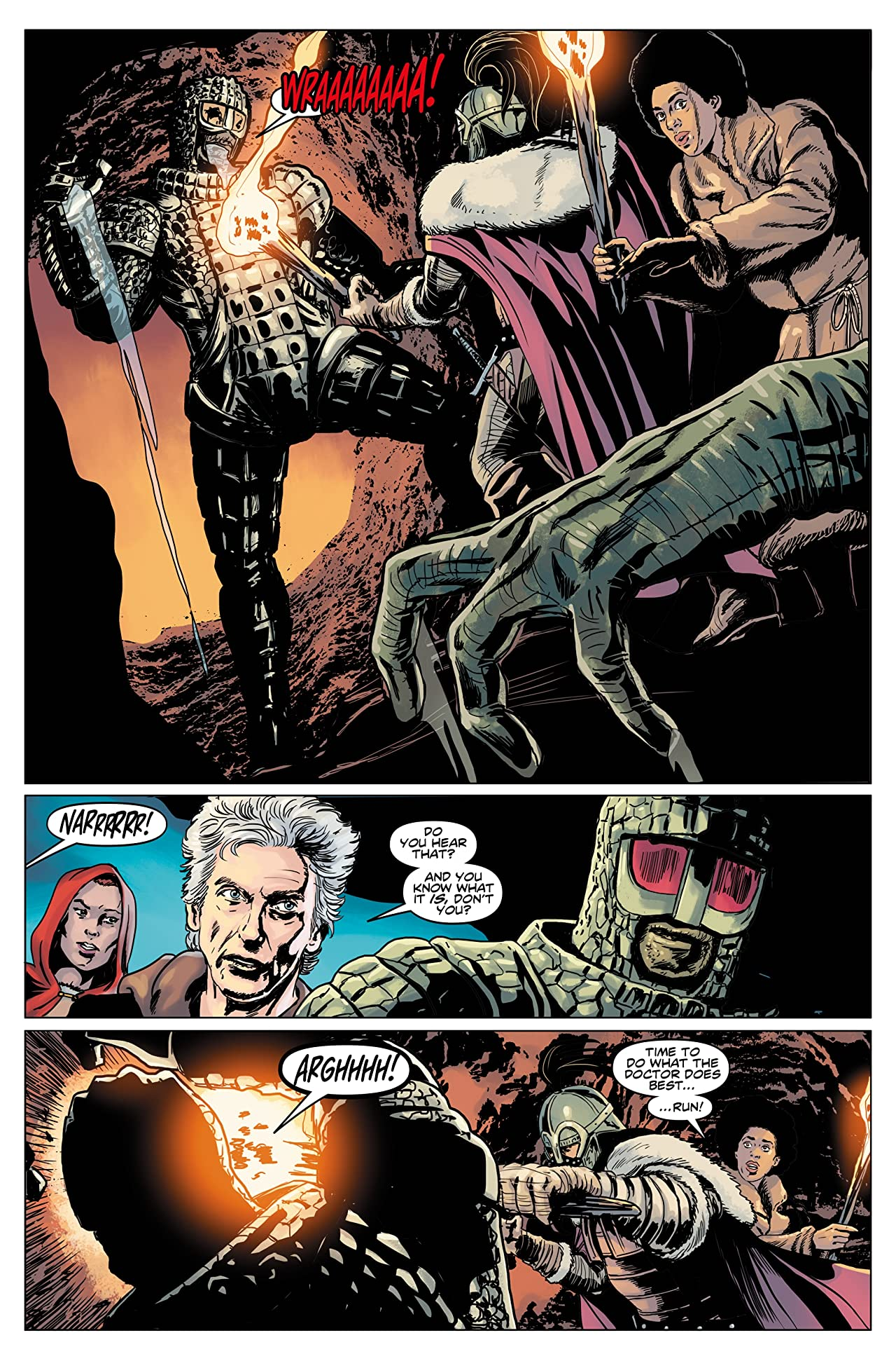Doctor Who: The Twelfth Doctor #3.6