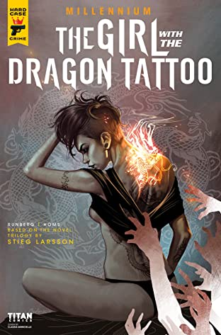 Millennium: The Girl with the Dragon Tattoo No.2