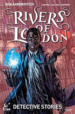Rivers of London: Detective Stories #2