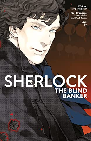 Sherlock Tome 2: The Blind Banker
