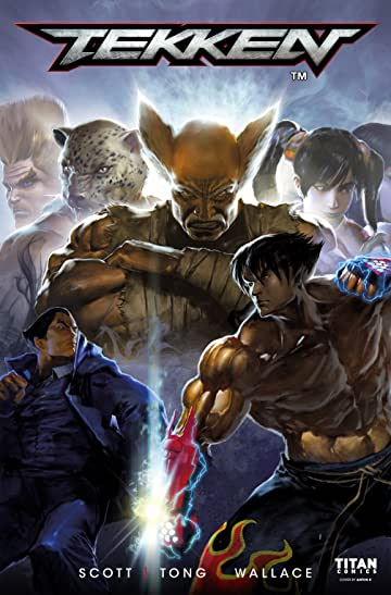 tekken 3 comics by comixology web uk