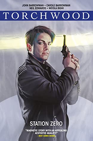 Torchwood Tome 2: Station Zero