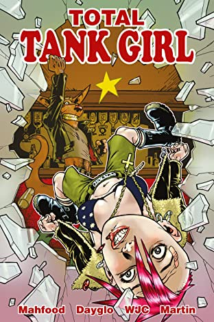 Total Tank Girl Tome 1