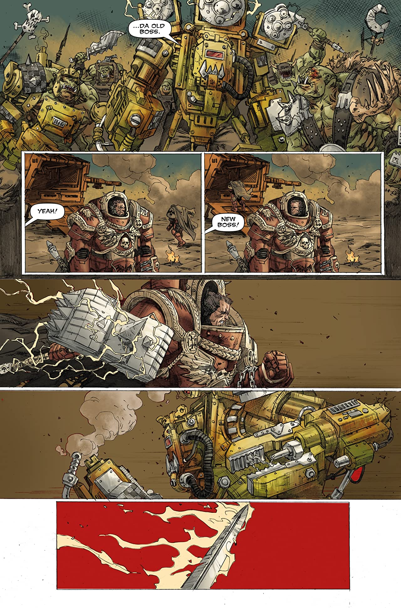 Warhammer 40,000: Dawn of War #4
