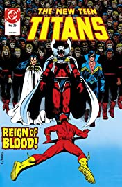 The New Teen Titans (1984-1996) #29