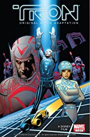 Tron: Original Movie Adaptation #1 (of 4)