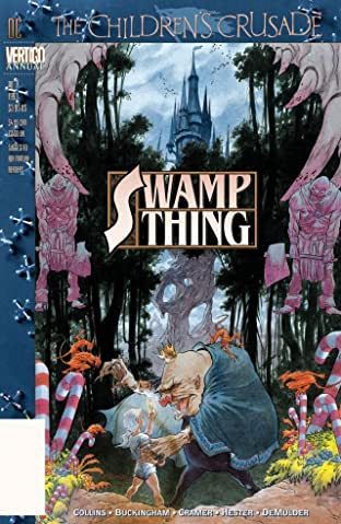 Swamp Thing (1982-1996) #7: Annual