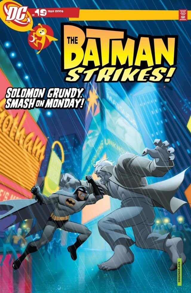 The Batman Strikes! #19