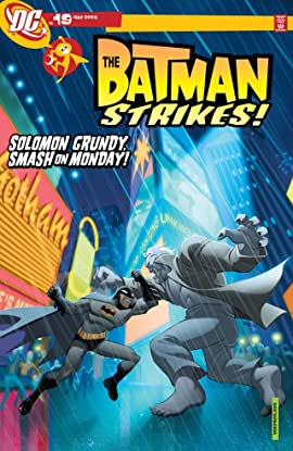 The Batman Strikes! #19