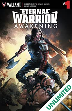 Eternal Warrior: Awakening #1