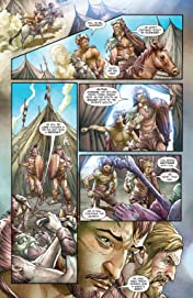 Eternal Warrior: Awakening #1