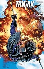 Ninjak (2015- ) #27