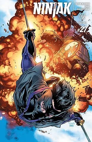 Ninjak (2015) #27