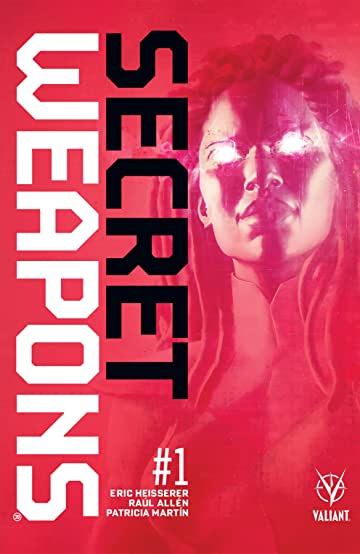 Secret Weapons (2017) #1
