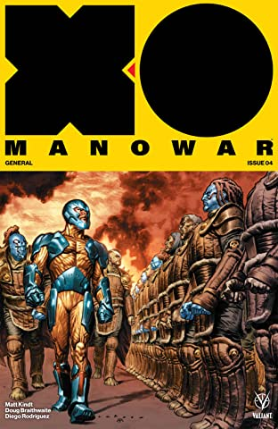 X-O Manowar (2017) No.4