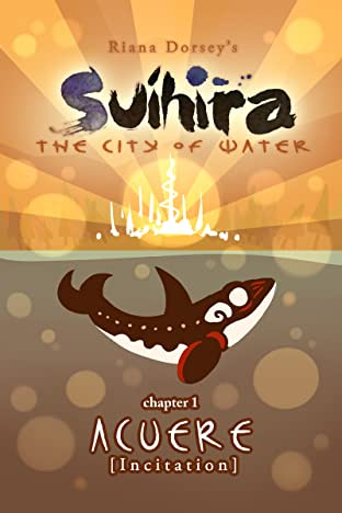 Suihira: The City of Water #1