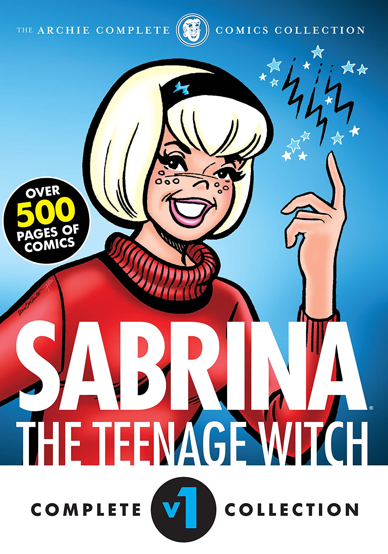 The Complete Sabrina The Teenage Witch 1962-1971