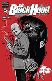 The Black Hood Season 2 #5