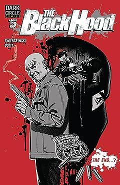 The Black Hood Season 2 #5