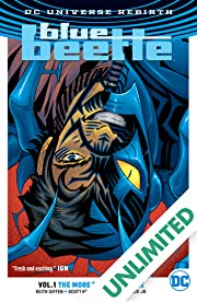 Blue Beetle (2016-) Vol. 1: The More Things Change