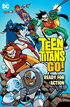 Teen Titans Go! (2004-2008): Ready for Action