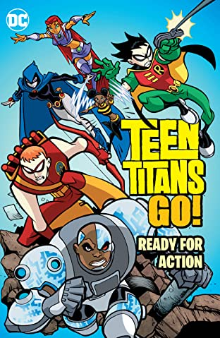 Teen Titans Go! (2013-): Ready for Action