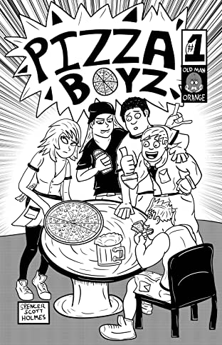 Pizza Boyz #1
