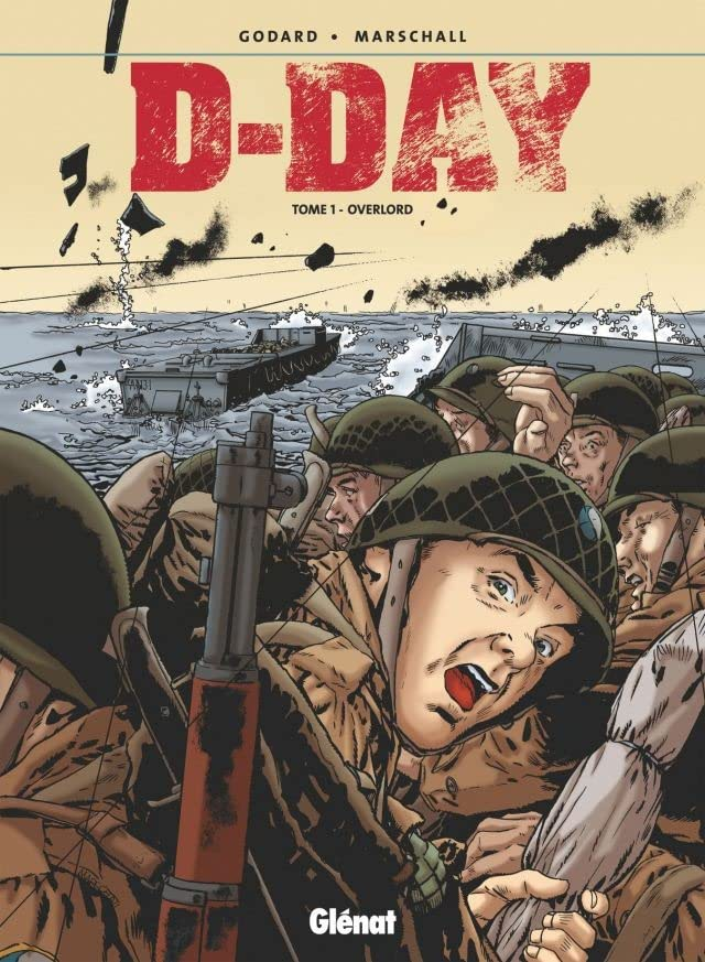 D-Day Vol. 1: Overlord