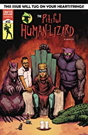 Pitiful Human-Lizard #12