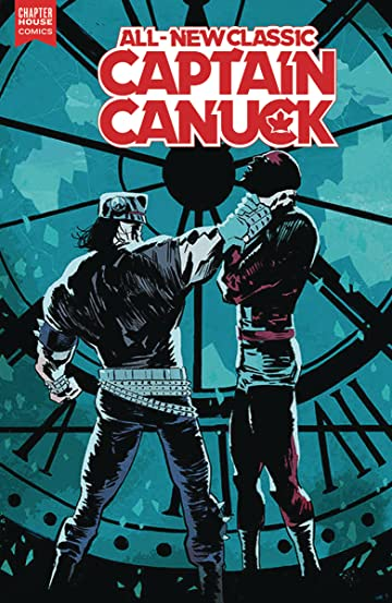 All New Classic Captain Canuck #4