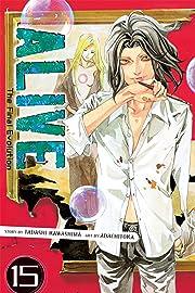 ALIVE Vol. 15