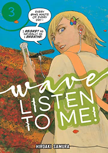 Wave, Listen to Me! Vol. 3