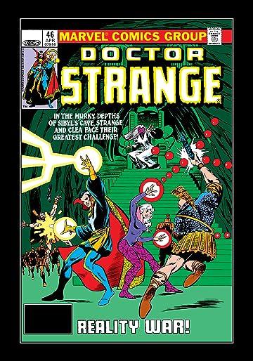 Doctor Strange (1974-1987) #46