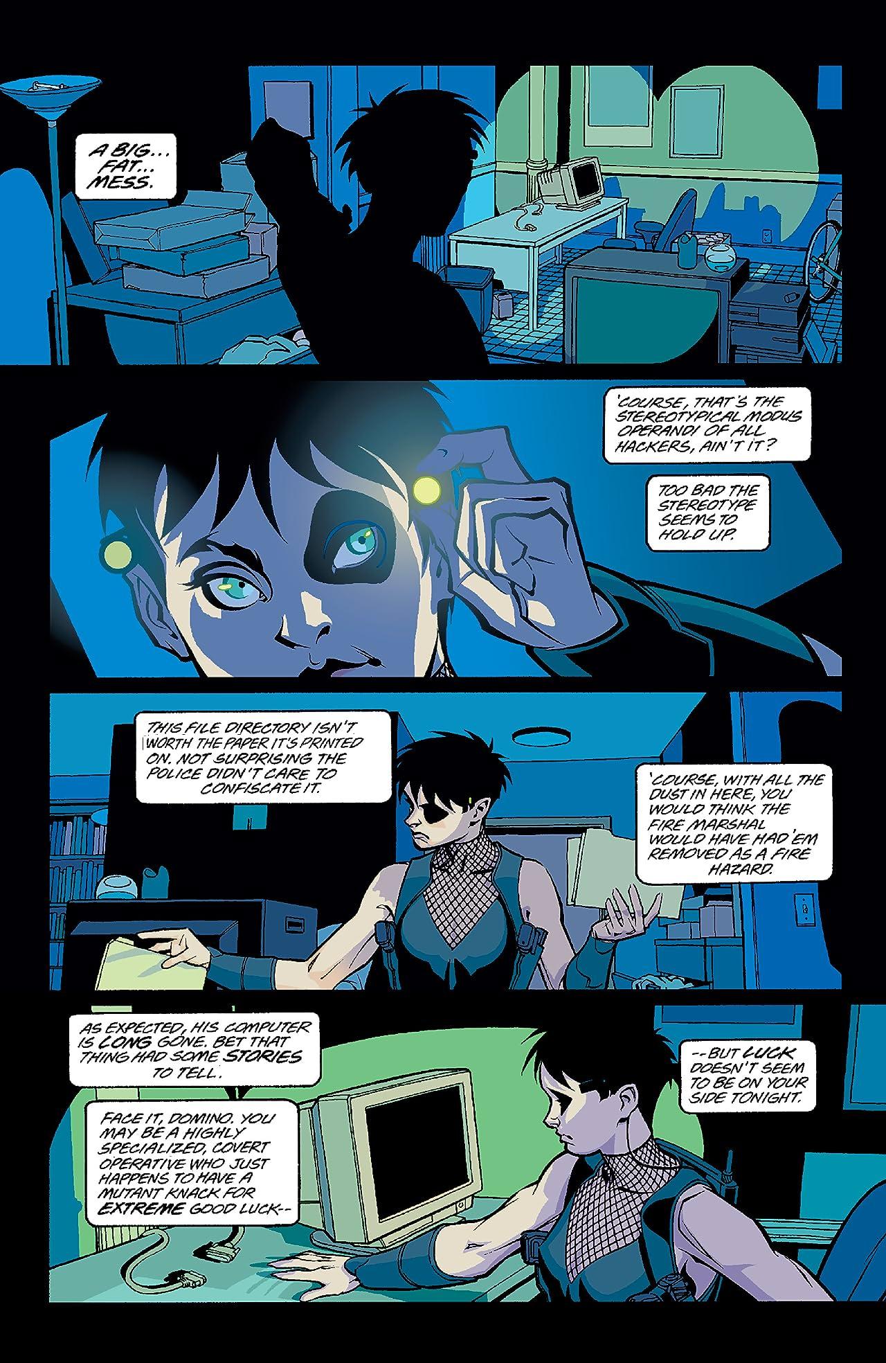 Domino (2003) #2 (of 4)