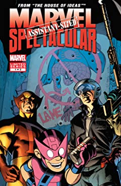 Marvel Assistant-Sized Spectacular (2009) #1 (of 2)