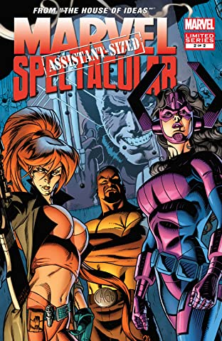 Marvel Assistant-Sized Spectacular (2009) #2 (of 2)