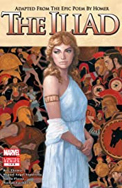 Marvel Illustrated: The Iliad (2007-2008) #1 (of 8)