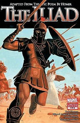 Marvel Illustrated: The Iliad (2007-2008) #2 (of 8)