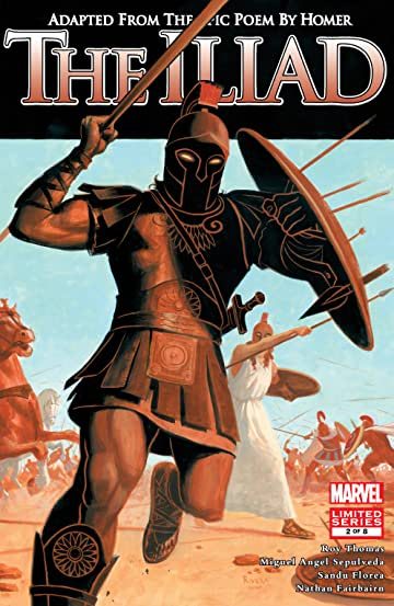 Marvel Illustrated: The Iliad (2007-2008) #2 (of 8)