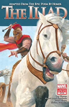 Marvel Illustrated: The Iliad (2007-2008) #3 (of 8)
