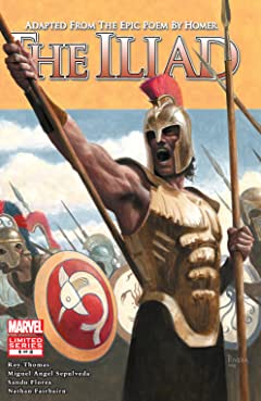 Marvel Illustrated: The Iliad (2007-2008) #6 (of 8)