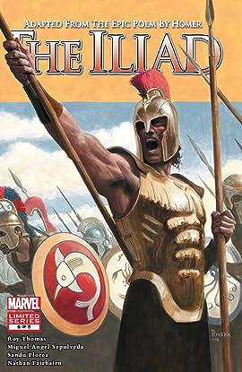 Marvel Illustrated: The Iliad (2007-2008) #6 (of 8)
