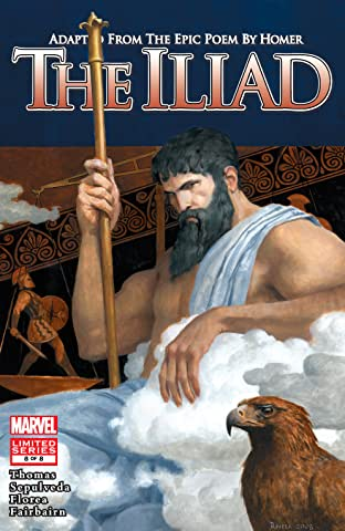 Marvel Illustrated: The Iliad (2007-2008) #8 (of 8)
