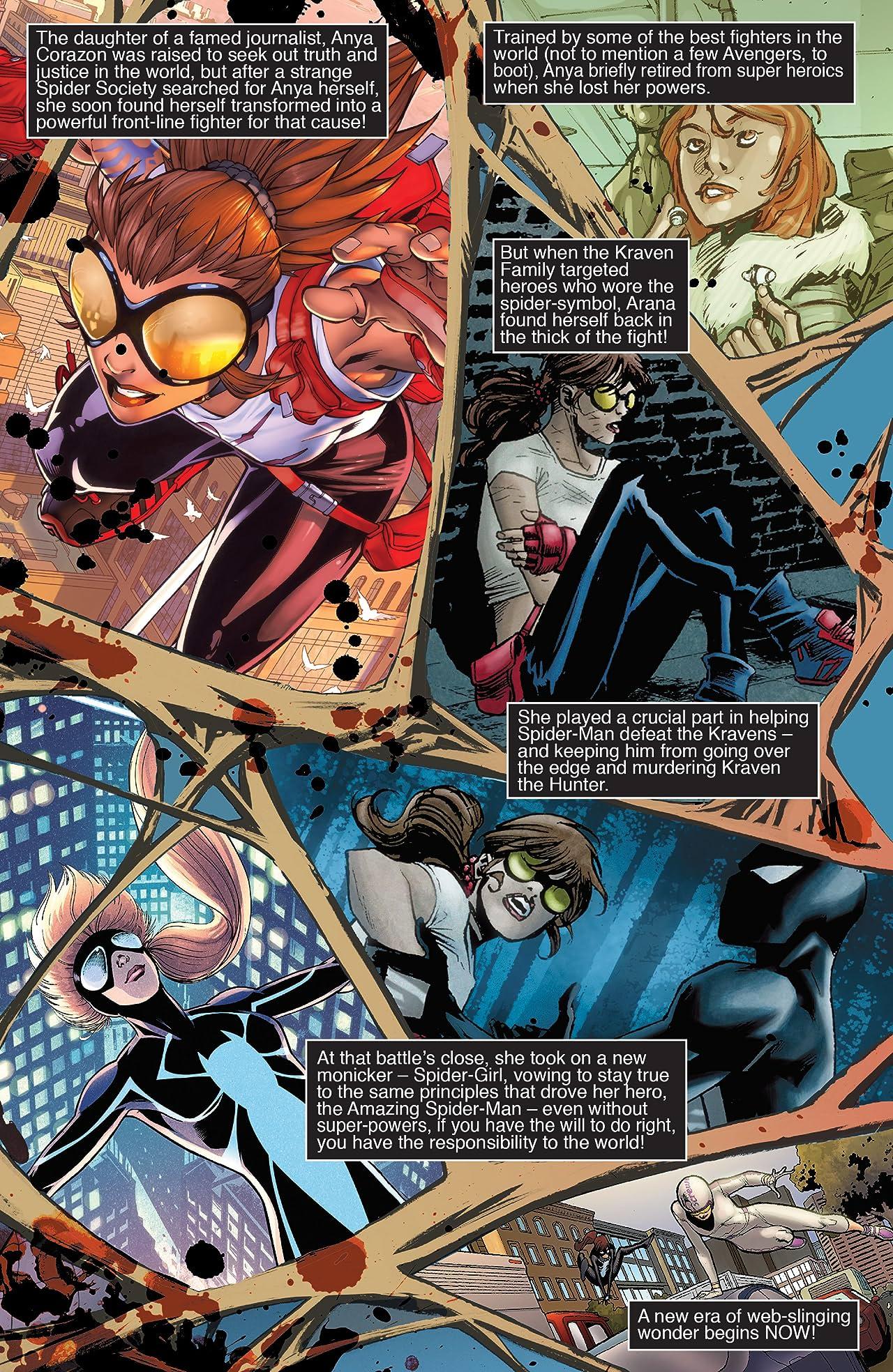 Spider-Girl (2010-2011) #1