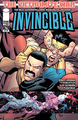 Invincible No.76